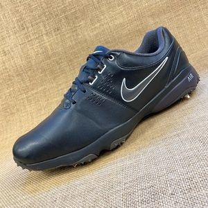 Nike golf shoes spikeless black mens size 10.5